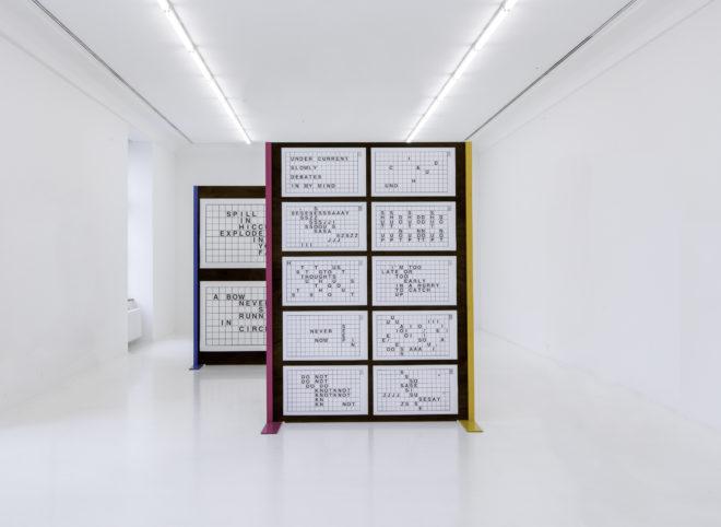Grids Exhibition at Helmhaus Zurich
